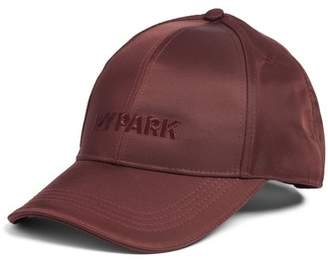 Ivy Park R) Logo Baseball Cap