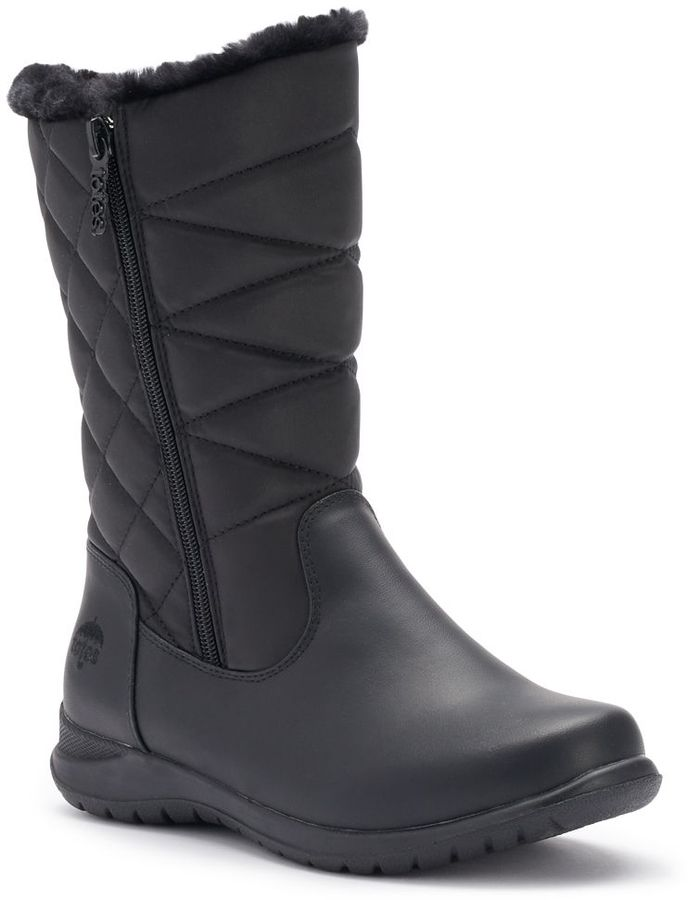 Totes snow boots for women - results from brands TOTES, Isotoner, Vince Camuto, products like TOTES Women's Celina Waterproof Snow Boot,Black,US 10 M, Totes Lauren Waterproof Winter Snow Boot - Womens, TOTES Women's Staride Winter Boots, 8d, Black, Women's Shoes.