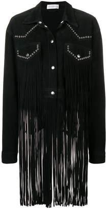 Faith Connexion fringed jacket