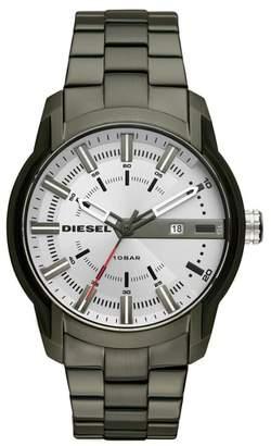 Diesel R) Armbar Bracelet Watch, 44mm