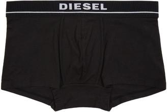 Diesel Black Umbx-Dirck Boxer Briefs $25 thestylecure.com