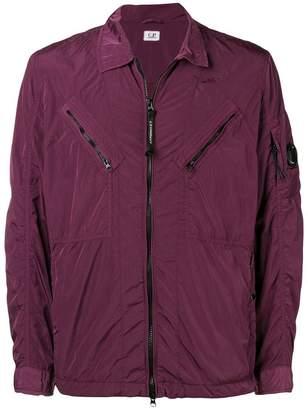 C.P. Company lightweight overshirt jacket