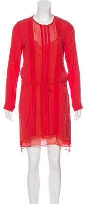 Diane von Furstenberg New Slice Knee-Length Dress
