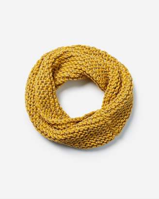 Express Chunky Knit Marled Snood