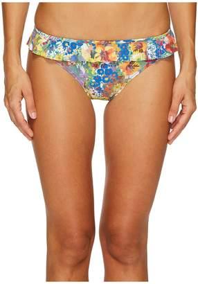 Stella McCartney Iconic Prints Classic Bikini Bottom Women's Swimwear