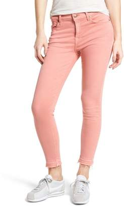 7 For All Mankind Released Hem Ankle Skinny Jeans