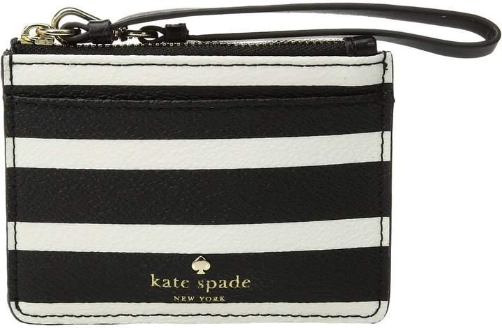 Kate Spade New York - Hyde Lane Stripe Mellody Wallet