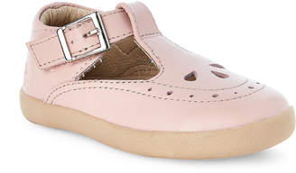 Old Soles Toddler Girls) Powder Pink Tea T-Strap Mary Jane Shoes
