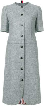Thom Browne Button-down Wool Dress