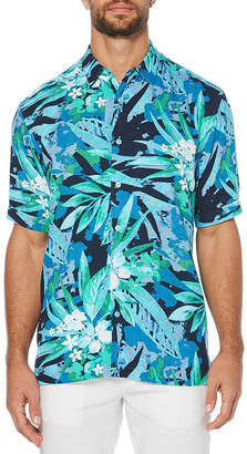 fdbeeed171 Cubavera Mens Short Sleeve Button-Front Shirt