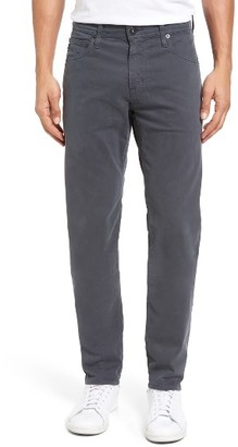Men's Ag Tellis Sud Modern Slim Stretch Twill Pants $178 thestylecure.com
