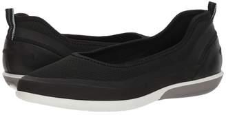 Ecco Sense Light Ballerina Women's Slip on Shoes