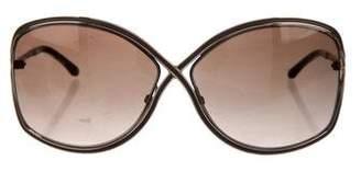 Tom Ford Rickie Metal Sunglasses