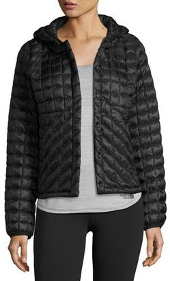The North Face Lightweight ThermoballTM Jacket, Black $199 thestylecure.com