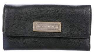 Marc by Marc Jacobs Leather Flap Wallet