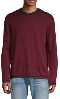 Robert Graham Cooperstown Wool Sweater