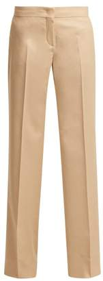 Max Mara Dono Trousers - Womens - Cream