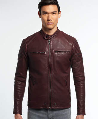Superdry Racer Lite Leather Jacket