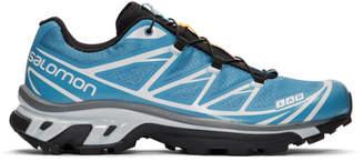 Salomon Blue S/Lab XT-6 Softground LT ADV Sneakers