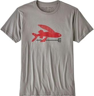 Patagonia Flying Fish Organic T-Shirt - Men's