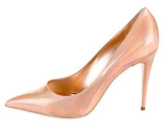 Giamba Pointed-Toe Pumps w/ Tags