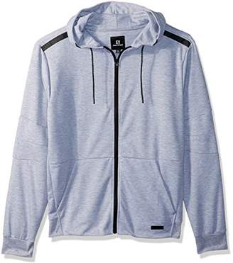 Southpole Men's Tech Fleece Hooded Tops (Full-Zip