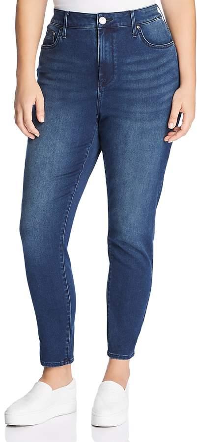 Jeans Plus Skinny Legging Jeans in Solitude Wash