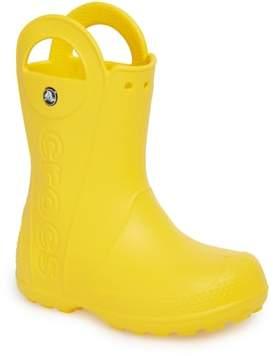 Crocs TM) 'Handle It' Rain Boot