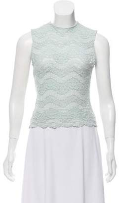 Henri Bendel Sleeveless Lace Top w/ Tags