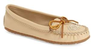 Minnetonka Beaded Moccasin