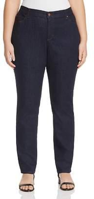 Eileen Fisher Plus Skinny Jeans in Indigo