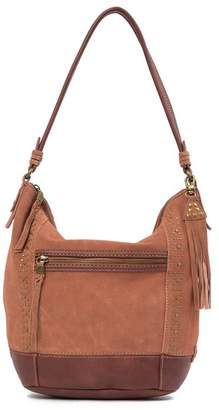 The Sak Sequoia Suede Hobo Bag
