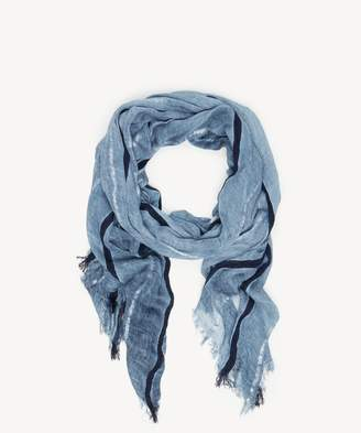 Sole Society Lightweight Stripe Scarf