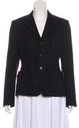 Ralph Lauren Purple Label Cashmere Notch-Lapel Blazer