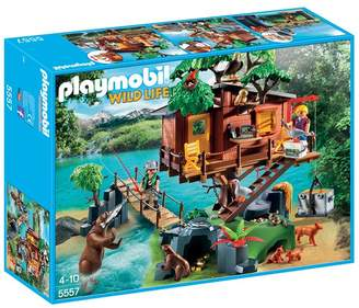 Playmobil Wild Life Adventure Tree House