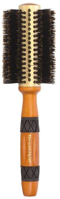 Beautique Tahiti Wood 28mm Thermal Round Brush