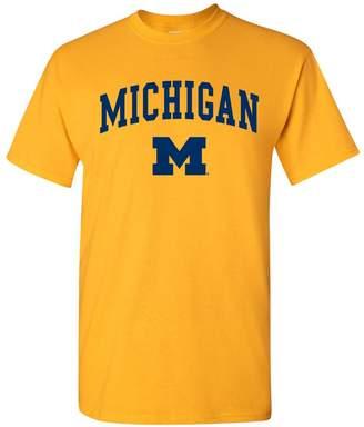 Dakota UGP Campus Apparel AS03 - Loyola University Chicago Ramblers Arch Logo T-Shirt - Maroon