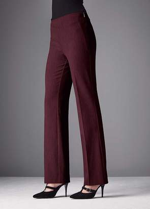 Kaleidoscope Side Zip Trousers