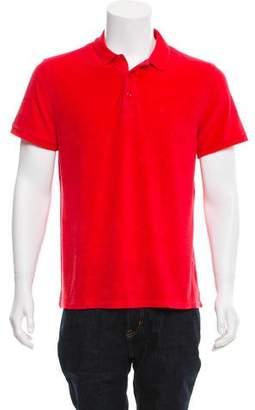 Vilebrequin Terrycloth Polo Shirt