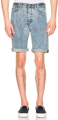 Levi's Premium 501 Cut Off Shorts