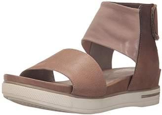 Eileen Fisher Women's Knit-ST Wedge Sandal