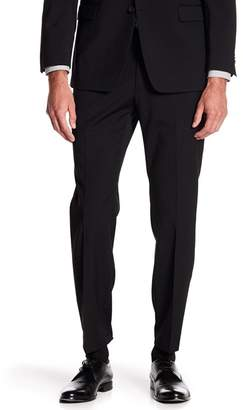 "Tommy Hilfiger Tyler Modern Fit TH Flex Performance Wool Blend Suit Separates Pant - 30-34"" Inseam"