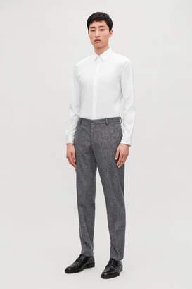 Cos Slim-fit cotton shirt