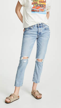 Moussy Vintage MV Lawton Tapered Jeans