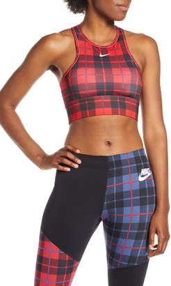 Nike (ナイキ) - Nike Everything Plaid Sports Bra