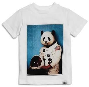 Kid Dangerous Boys' Panda Spacesuit Tee - Little Kid, Big Kid