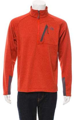 The North Face Pullover Zip-Up Sweatshirt