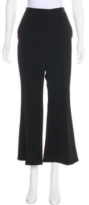 Stella McCartney 2016 Wool High-Rise Pants