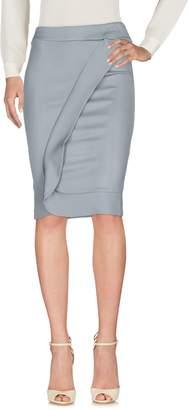 Emporio Armani Knee length skirts - Item 35358673XX