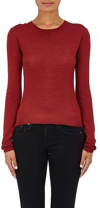 Barneys New York WOMEN'S CASHMERE-SILK SWEATER